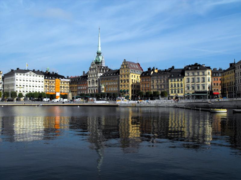 Sztokholm – miasto na wyspach