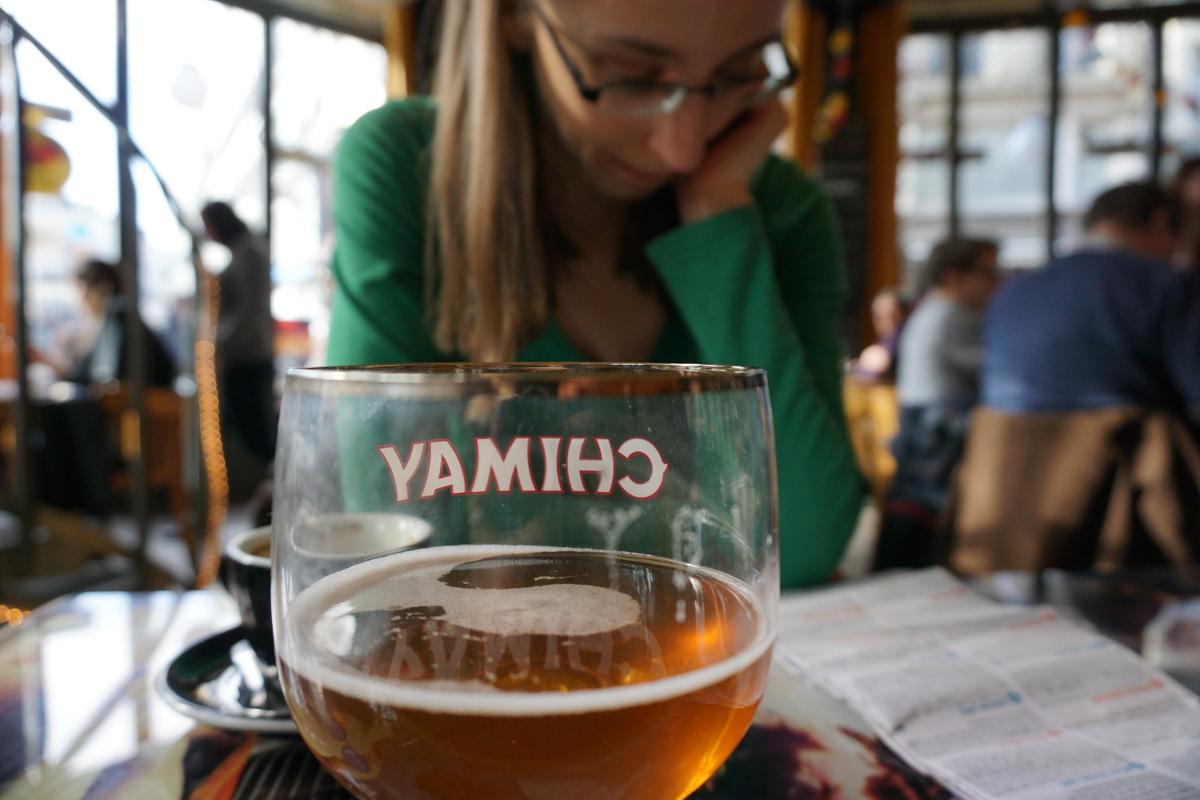 Do Belgii na frytki i piwo