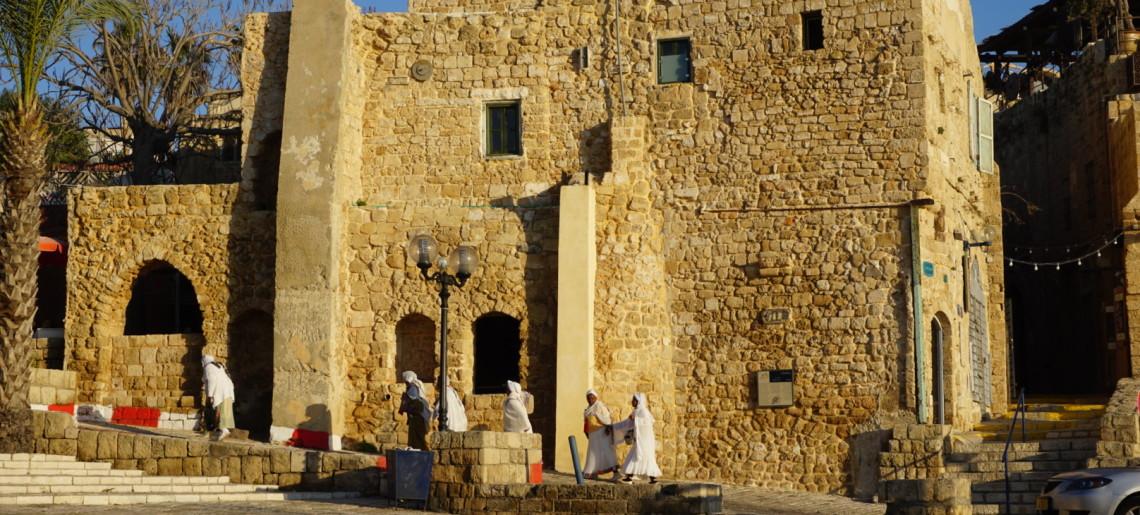 W stolicy Izraela