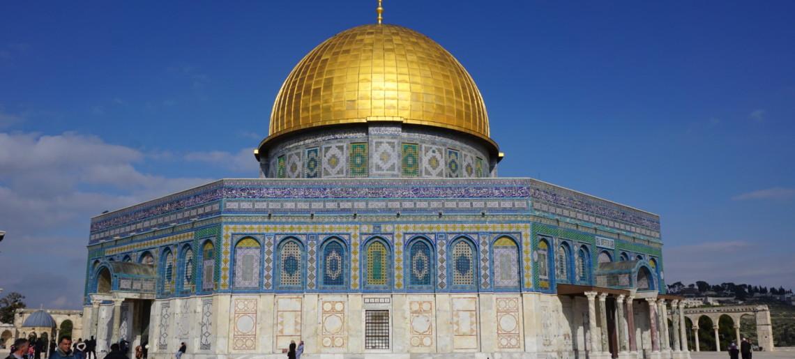 Multikulturowy tygiel w Jerozolimie