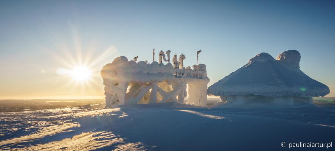 Pożegnanie z Laponią