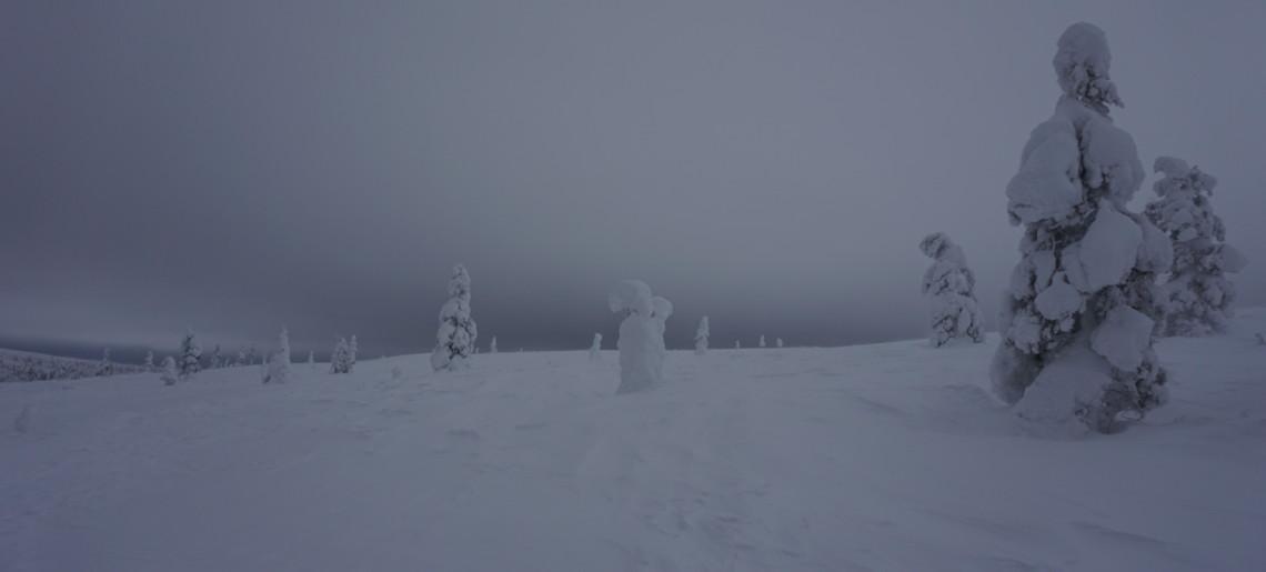 Zimowe wejście