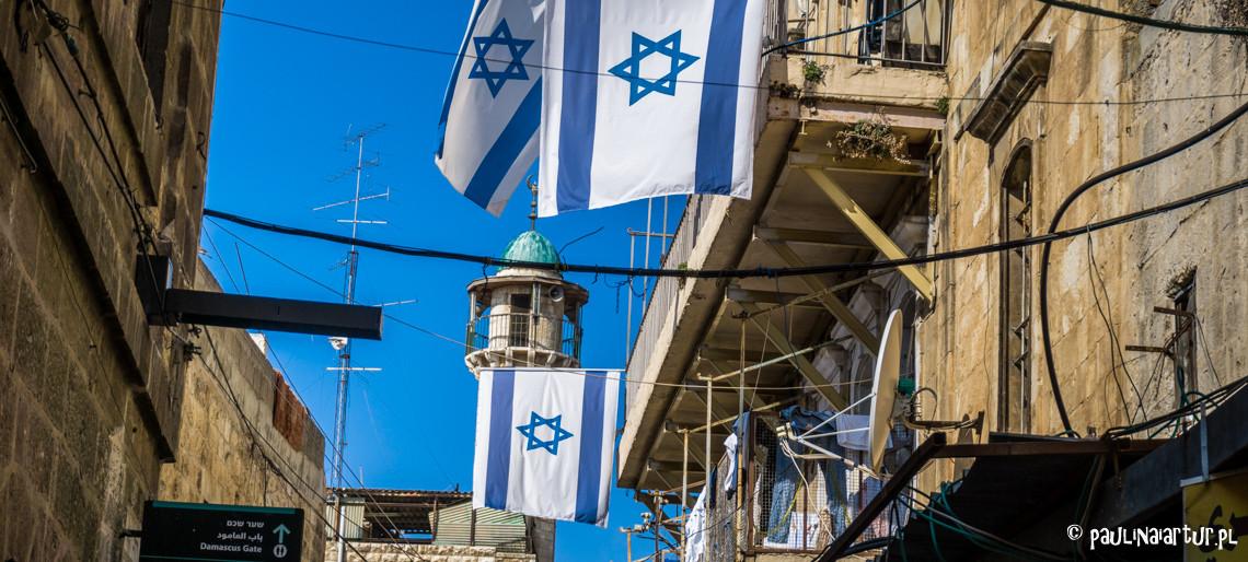 Izrael i Palestyna praktycznie