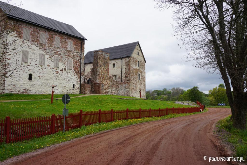 Zamek w Kastelholm