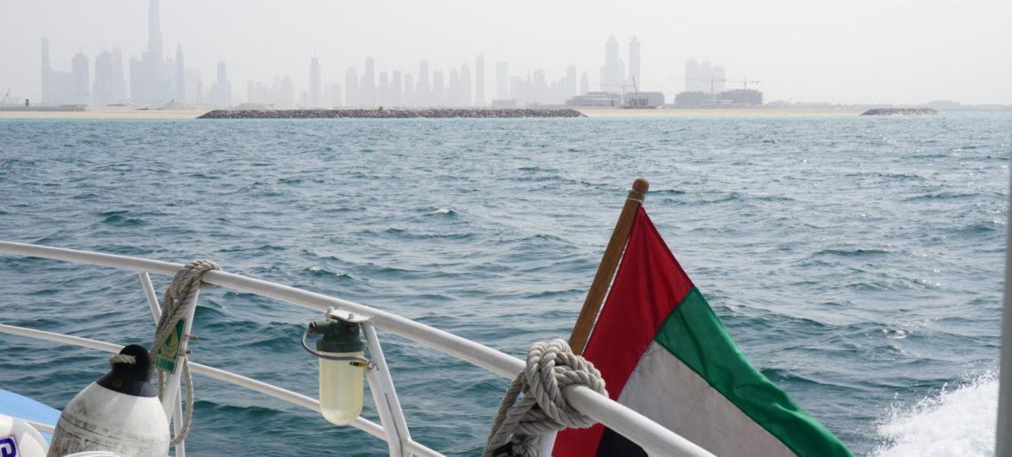 Rejs wzdłuż Dubaju