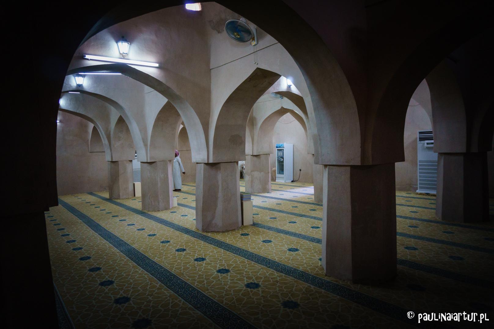 Meczet w Bani Bu Ali