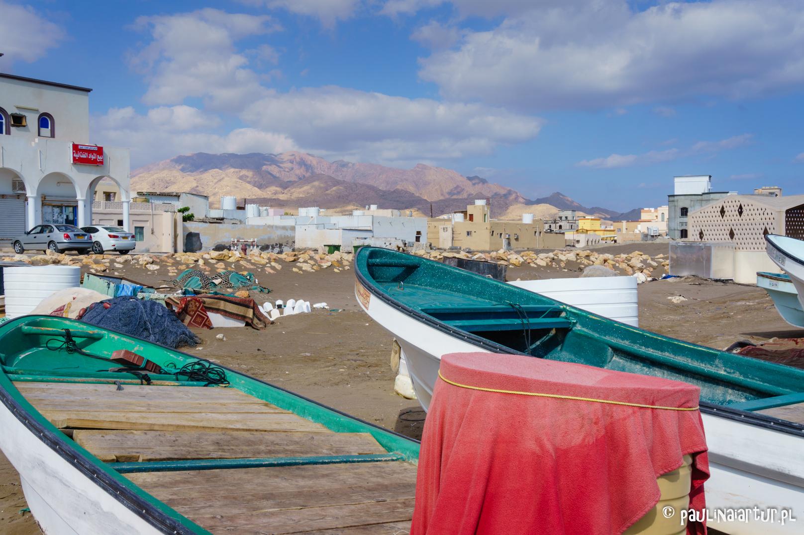 Port w Quriyat