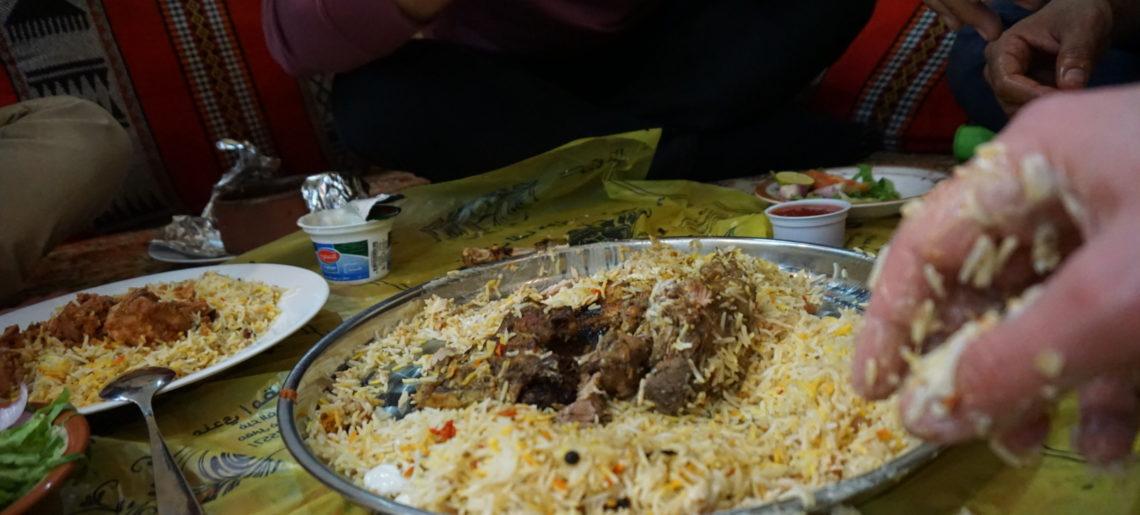 W Sułtanacie Omanu